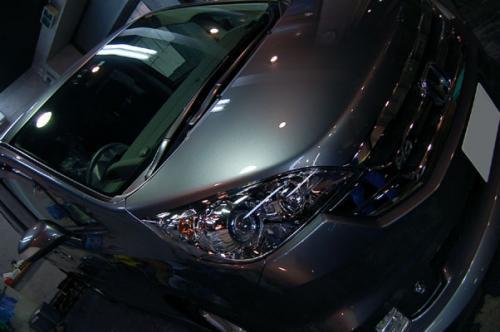 【リボルト・プロ】新車:コーティング01